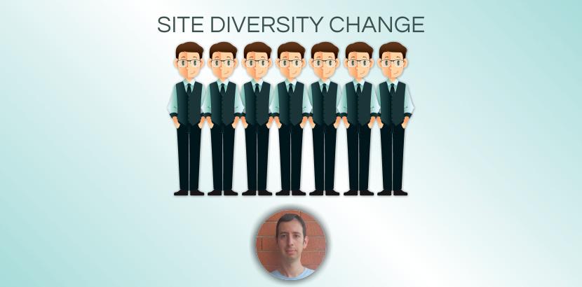 Site Diversity Change: cosa rappresenta la diversità dei risultati per chi fa SEO