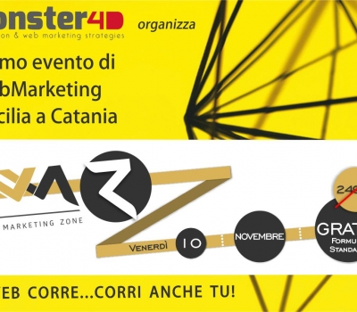 Evento Web Marketing Zone Catania